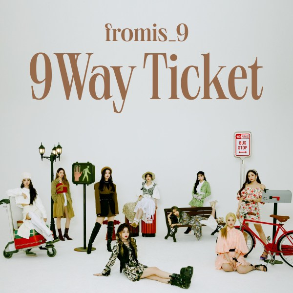 [Single] fromis 9 – 9 WAY TICKET [24bit Lossless + MP3 320 / WEB] [2021.05.17]