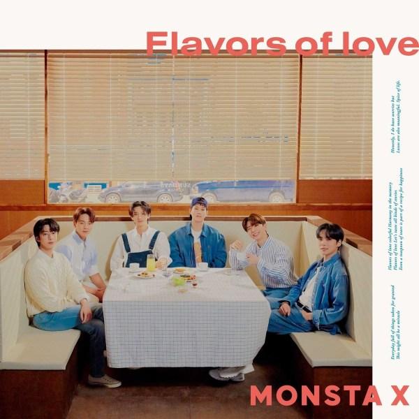 [Album] MONSTA X – Flavors Of Love [FLAC + AAC 256 / WEB] [2021.05.05]