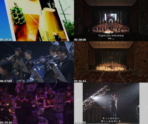 [TV-Variety] ZARD – 30th Anniversary Premium Symphonic Concert ~永遠~