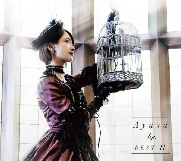 [Album] Ayasa – BEST Ⅱ [FLAC + MP3 320 / WEB] [2021.07.01]