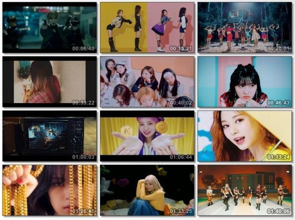 [MUSIC VIDEO] TWICE 트와이스 – MV Twice (Fan Made) (2021/MP4/RAR) (BDRIP)