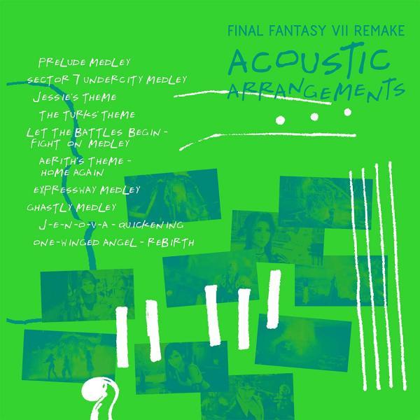 [Album] FINAL FANTASY VII REMAKE ACOUSTIC ARRANGEMENTS (2020.11.10/MP3/RAR)