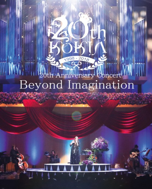 [TV-SHOW] KOKIA – 20th Anniversary Concert, Beyond Imagination (2018.07.27) (BDRIP)