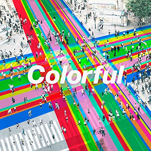 [Single] Colorful – カラフル (2021.07.19/MP3+Flac/RAR)