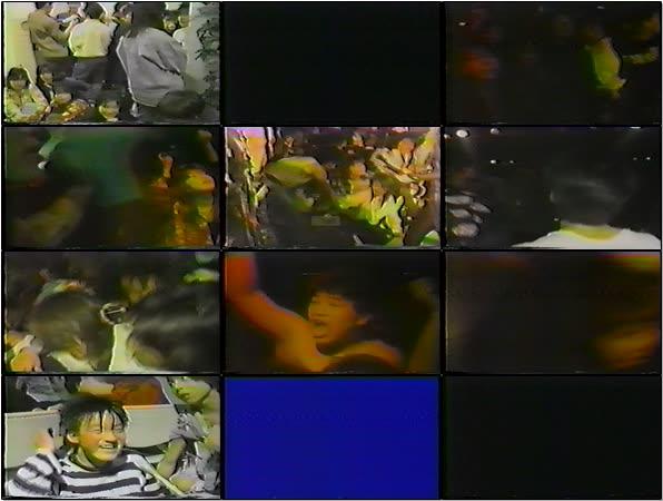 [TV-Variety] X JAPAN – News Attack 600, Sensus Hall, Osaka, Japan (1987.05.20) (DVDVOB)