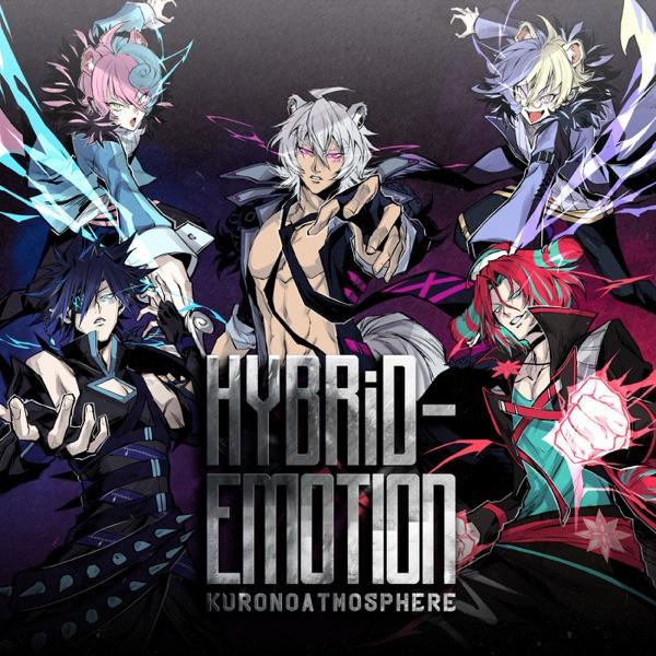 [Single] SHOW BY ROCK!! Fes A Live: Kuronoatmosphere – HYBRiD-EMOTION (2021.07.15/MP3+Hi-Res FLAC/RAR)