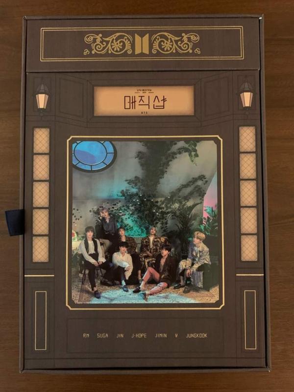 [MUSIC VIDEO] BTS 방탄소년단 – BTS 2019 5TH MUSTER [MAGIC SHOP] (2020.05.05) (BDRIP)
