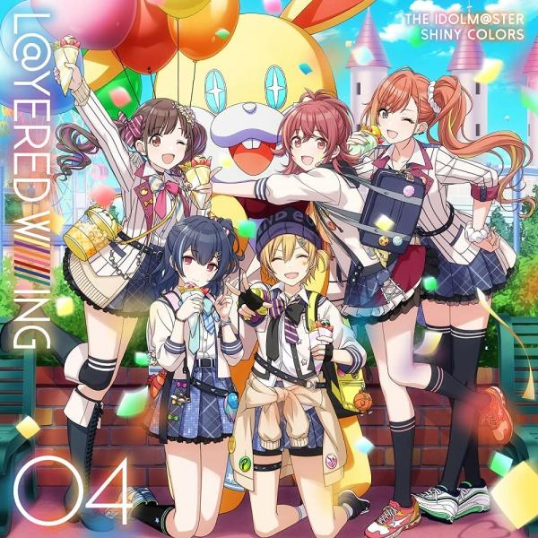 [Single] THE IDOLM@STER SHINY COLORS L@YERED WING 04 (2021.07.14/MP3/RAR)