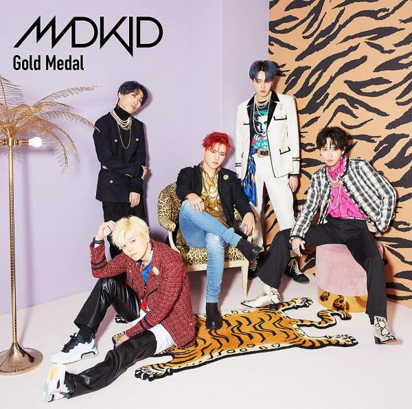 [Single] MADKID – Gold Medal (2021.07.07/MP3+Flac/RAR)