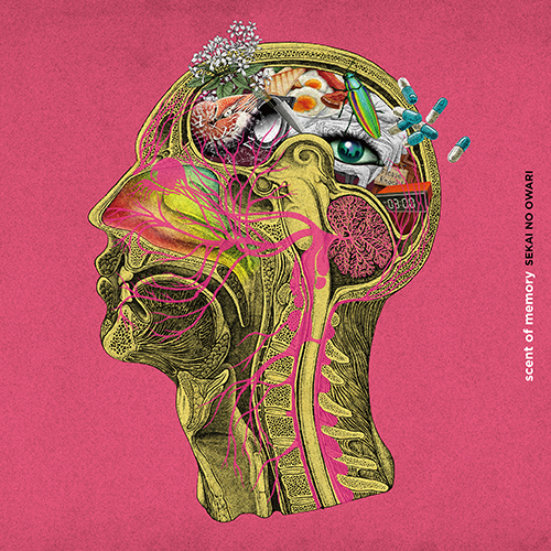 [Album] SEKAI NO OWARI – scent of memory (2021.07.21/MP3+Flac/RAR)