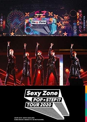 [TV-SHOW] Sexy Zone – Sexy Zone POPxSTEP! TOUR 2020 (2021.02.10) (BDRIP)