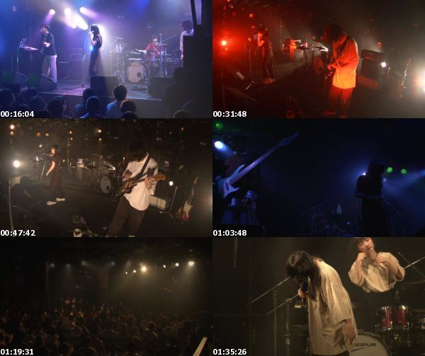 [TV-Variety] UNIDOTS Live Tour 2021 まなざし ~差・指・刺~ 6月20日 渋谷 CLUB QUATTRO