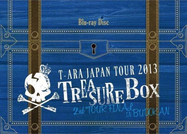 [TV-SHOW] T-ARA 티아라 – T-ARA JAPAN TOUR 2013 ~TREASURE BOX~ 2nd TOUR FINAL IN BUDOKAN (2013.12.11) (BDISO)