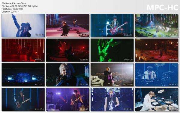 "[TV-Variety] L'Arc~en~Ciel – 30th L'Anniversary Starting Live ""L'APPY BIRTHDAY!"" (2021.08.22)"