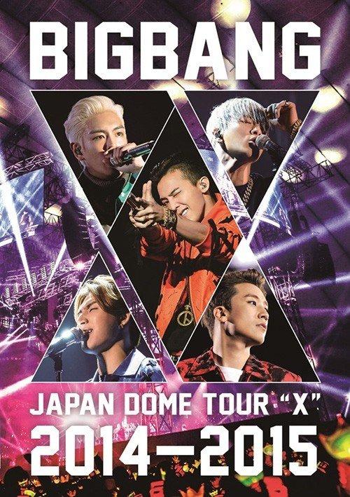 [TV-SHOW] BIGBANG 빅뱅 – BIGBANG JAPAN DOME TOUR X 2014-2015 (2015.03.25) (DVDISO)