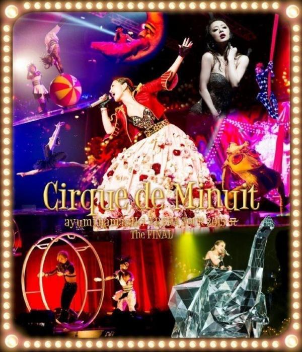 [TV-SHOW] 浜崎あゆみ – ayumi hamasaki ARENA TOUR 2015 A Cirque de Minuit ~真夜中のサーカス~ The FINAL (2015.10.28) (BDRIP)