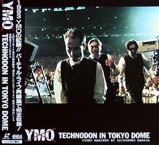 [TV-SHOW] イエロー・マジック・オーケストラ – Technodon In Tokyo Dome 1993 (1993.12.01) (BDRIP)