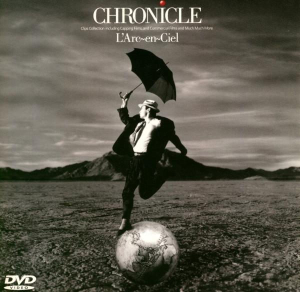 [TV-SHOW] L'Arc~en~Ciel – Chronicle (1999.08.11) (DVDISO)