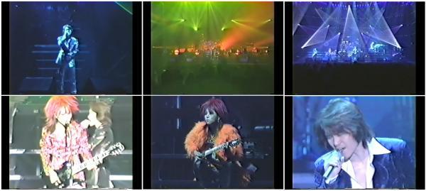 [TV-Variety] X JAPAN – 1996.02.08 Niigata Sangyou Center (Dahlia Tour) (1996.02.08)