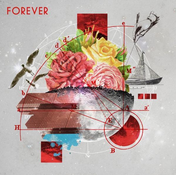 [Single] L'Arc~en~Ciel – FOREVER (2021.08.08/MP3+Hi-Res FLAC/RAR)
