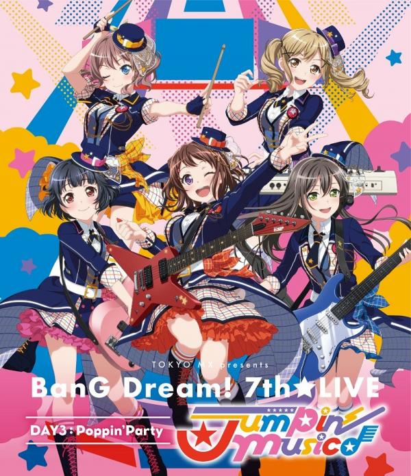 [TV-SHOW] BanG Dream! – 「BanG Dream! 7th☆LIVE」- Day3 Jumpin' Music♪ (2020.02.19) (BDRIP)