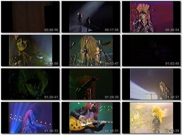 [TV-Variety] X JAPAN – 1990.02.04 Rose & Blood Tour at Nippon Budokan (DVDVOB)