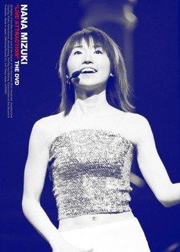 [TV-SHOW] 水樹奈々 – NANA MIZUKI LIVE ATTRACTION THE DVD (2003.03.26) (DVDRIP)