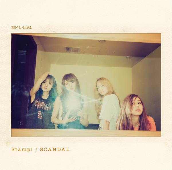 [Single] SCANDAL – Stamp! [FLAC / 24bit Lossless / WEB] [2015.07.22]