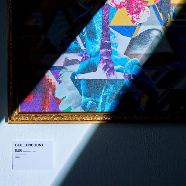 [Single] BLUE ENCOUNT – 囮囚 (2021.09.08/MP3/RAR)