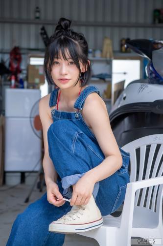 [Graphis] Gals – Mei Miyajima 宮島めい 『 blooming 』 SET 04 [20P22.6 Mb]
