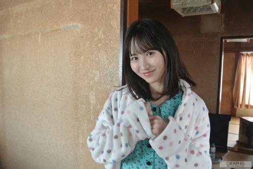 [Graphis] 2021-09-24 Gals – Rikka Ono 小野六花 『 Nostalgia 』 SET 07 (MAKING) [20P30.8 Mb]