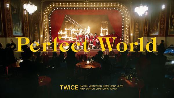 [MUSIC VIDEO] TWICE – Perfect World (2021.06.29/MP4/RAR)