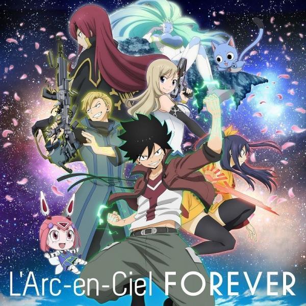 [Single] L'Arc~en~Ciel – FOREVER (Anime Edit) [FLAC / 24bit Lossless / WEB] [2021.07.25]
