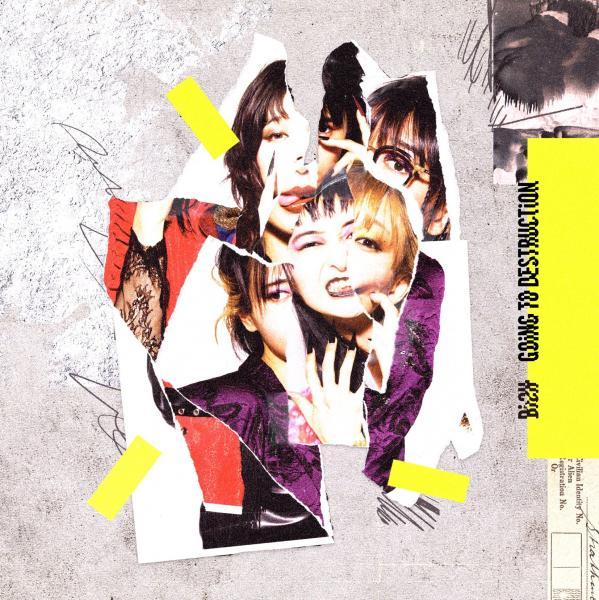 [Album] BiSH – GOiNG TO DESTRUCTiON [24bit Lossless + MP3 320 / WEB] [2021.08.04]
