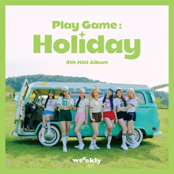 [Single] Weeekly (위클리) – Play Game : Holiday [FLAC / 24bit Lossless / WEB] [2021.08.04]