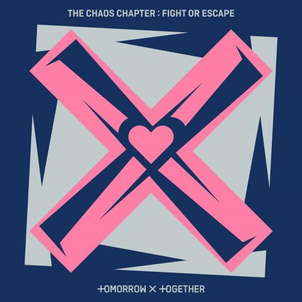[Album] TXT – The Chaos Chapter: FIGHT OR ESCAPE [FLAC / WEB] [2021.08.17]