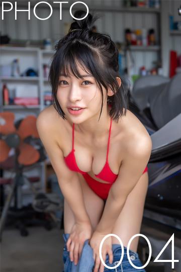 [Graphis] Gals – Mei Miyajima 宮島めい blooming vol.1-4