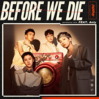 [Single] noovy – Before We Die (Japanese ver.)( feat.Anly) [FLAC 24bit + MP3 320 / WEB]