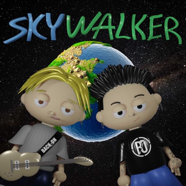 [Single] BACK-ON – SKY WALKER (2021.09.24/MP3+Flac/RAR)