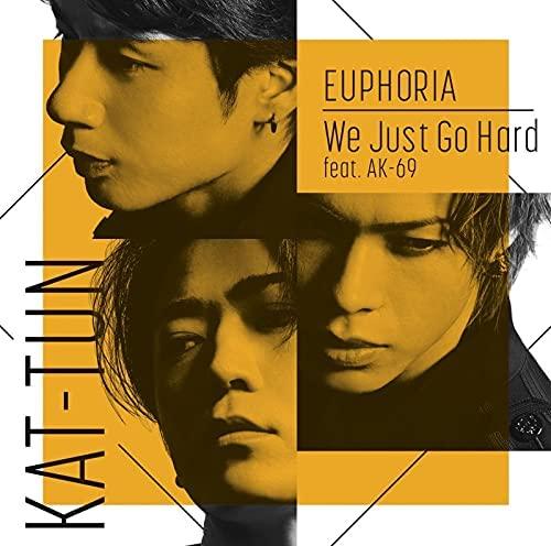 [Single] KAT-TUN – We Just Go Hard feat. AK-69 / Euphoria (2021.09.08/MP3/RAR)
