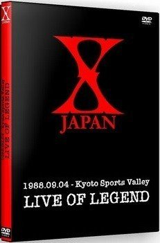 [TV-SHOW] X JAPAN – X at SPORTS VALLEY KYOTO (1988.09.04) (DVDRIP)