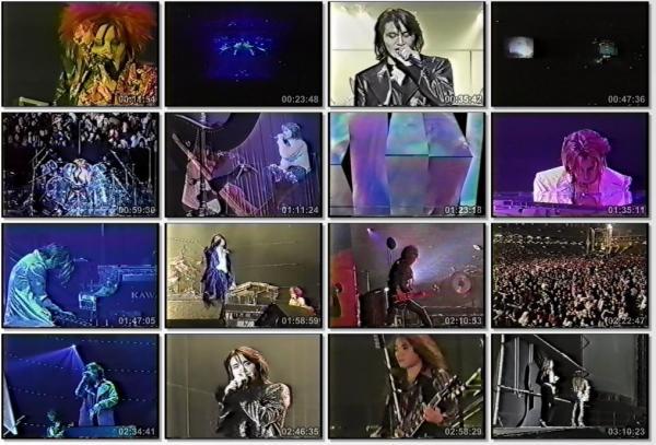 [TV-Variety] X JAPAN – 1995.12.31 Tokyo Dome (1995.12.31) (DVDRIP)
