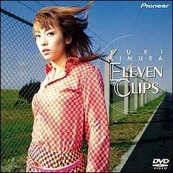 [MUSIC VIDEO] 木村由姫 – ELEVEN CLIPS (2001.12.12/MP4/RAR) (DVDISO)