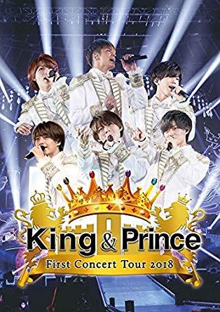 [TV-SHOW] King & Prince First Concert Tour 2018 (2018.12.12) (BDRIP)