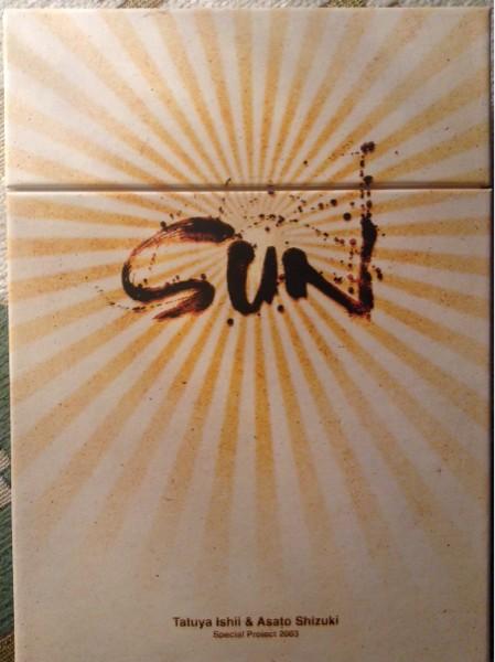 [TV-SHOW] 石井竜也 – Tatuya Ishii & Asato Shizuki Special Project 2003 SUN (2004.04.01) (DVDVOB)