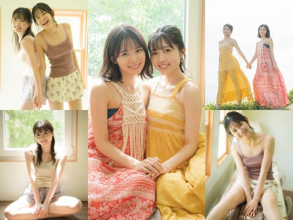 [Yanmaga Web] Yuhane Yamazaki, Shiori Nishida – Yanmaga Others! <YM2021 No.41> ヤンマガアザーっす!〈YM2021年41号〉 (2021-09-06)