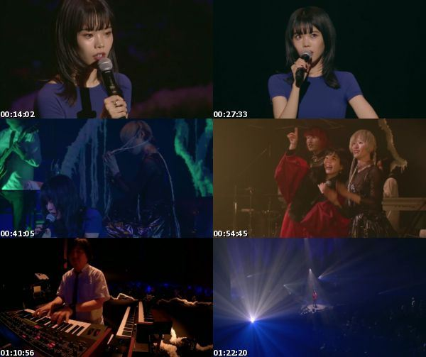 [TV-Variety] アイナ・ジ・エンド – Aina The End – 1st solo Tour 'THE END'-(2021.03.01)