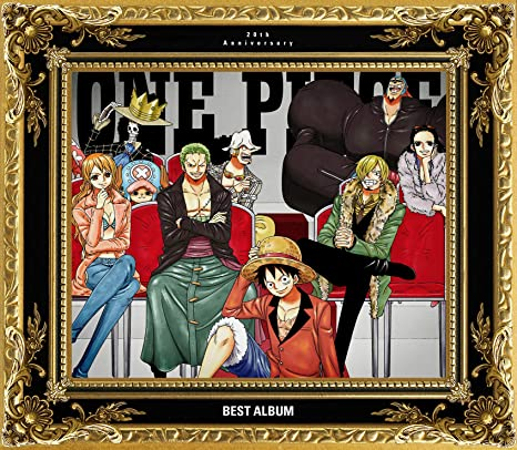 [MUSIC VIDEO] V.A. – ONE PIECE 20th Anniversary BEST ALBUM 初回限定豪華版 (2019.03.27/MP4/RAR) (BDMV)