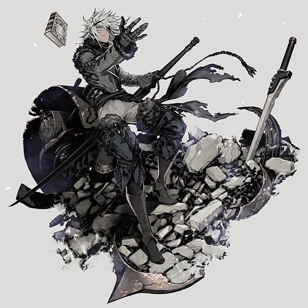 [Album] NieR Replicant -10+1 Years-/Nier (2021.09.15/MP3/RAR)