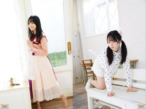 [Yanmaga Web] Rika Sato 佐藤璃果 – Sakamichi Next Generation + 坂道ネクストジェネレーション+ (2021-03-07)
